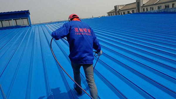 彩鋼瓦隔熱翻新施工方法及操作注意事項